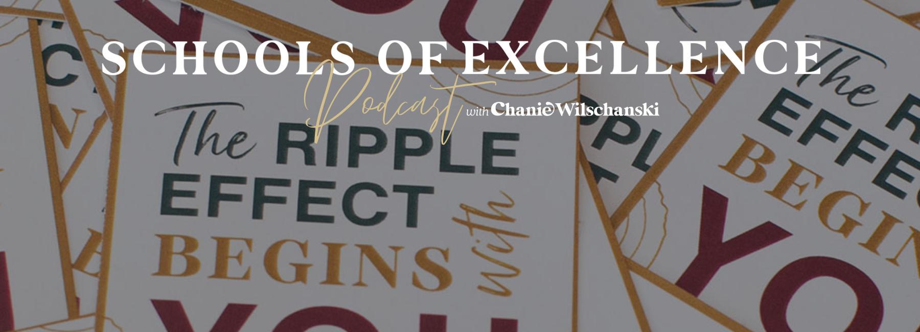 The Ripple Effect: It Starts With You